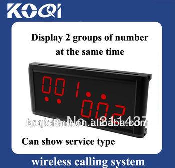 Restaurant Waiter Calling System K-236