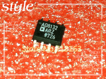 SMT IC AD8132AR AD8132ARZ 325 MHZ high-speed differential amplifier chip SOP8