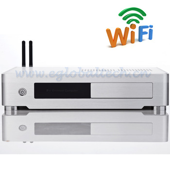 Wifi Micro PC Mini Computer HDMI 1080P Movies and 3D Games, Using Intel Core I3 3.2GHz CPU, 2G RAM and 320G HDD Remote Desktop