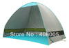 New High Quality Automatic UV Beach Tent Fishing Tent 2-3 Person Single Layer Tent
