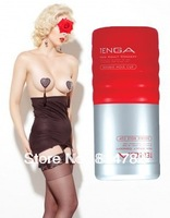 Wholesale Aliexpress Original Tenga Double Hole Cup TOC-104 Sex Toyp Pocket Pussy Masturbators For Male