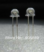 Free shipping top selling 200 PCS/lot 5mm straw hat LED Ultra Bright LEDS