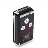 Free shipping! wholesale price 20pcs/lot new style Hon modofied flip key blank ( black)