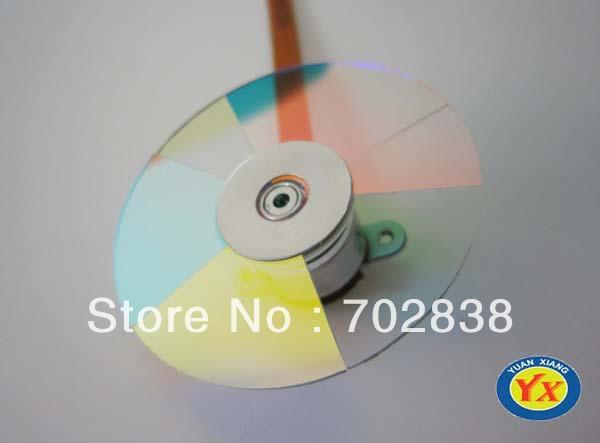 колесо цвета проектор benq ms510