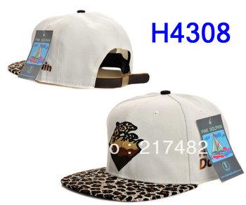 Pink Dolphin Leopard Strapback Snapback Caps snapback hat hats leopard cap caps H4308