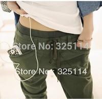 Free Shipping, 2014 New Arrival, Hot Fashion pants WOMAN Casual Pants plus size XXXL