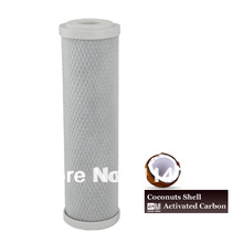 Coconut based carbon block 10 inch filter cartridge on sale
