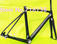 Full Carbon 3k Glossy Di2 Disc Road Bike Frame BB30 (Full Internal cable) + Fork + headset  SIZE: 50cm, 52cm, 54cm, 56cm, 58cm