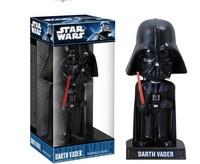 Star wars darth vader bobble head figure model new in box