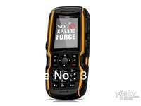 original NEW SONIM XP3300 FORCE BLACK RUGGED UNLOCKED IP68 GSM