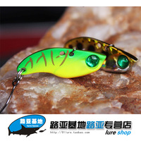 Free HOT Fishing Lures Fishing spinne       Mini lure vib lure 30mm 2.5g owner hooks Minnow Rattlin wire bait spinner