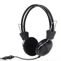 Computer headset earphones line dianthuses dedicated headset internet cafes earphones belt