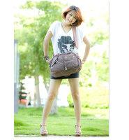 Free Shipping New Fashionable Cotton Fabric Handbags Model Handbags Single Shoulder Women Bags JF9136