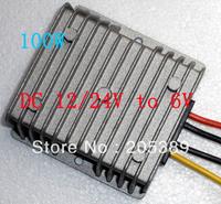 DC DC Converter 12/24V Step Down to 6V 15A 90W Power Supply 12/24 to 6V Power regulator