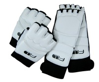 Taekwondo foot protector gloves&instep(a set) By  WTF #FLL-01