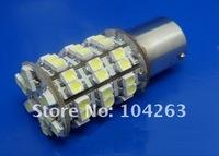 Wholesale Free shipping, BA15S 1156 60 LED SMD 3528 LED car led AC8-30V constant current drive 12V 24V 24v