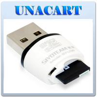 Brand SIYOTEAM SY-U38 Mini High-Speed Card Reader USB 1.1/2.0 TF/Micro SD