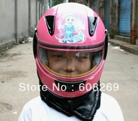 Free shipping! Wholesale Mustang 203  motorcycle helmets for children / kids warm hat