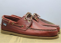 2013 New designer casual boat shoes mens dress shoes genuine leather sneakers for men