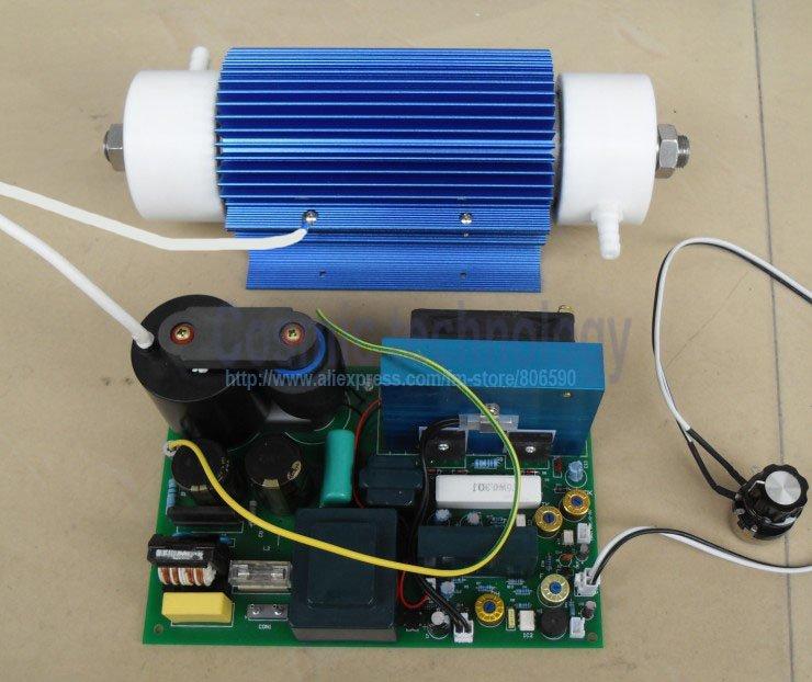 Free Shipping Flood & Fire Restoration Ozone Air Cleaner 20G Ozonator Generator(China (Mainland))