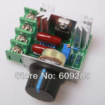 50V - 220V 10A AC Motor Speed PWM Controller Power 2000W,13 KHz