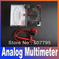 Electric Meter Tester Digital Ammeter Voltmeter Analog Multimeter Pointer Learning Multimeter Free Shipping