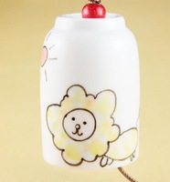 FREE SHIPPING!!!Ceramic crafts, Ceramic windbell and household adornment FL1026