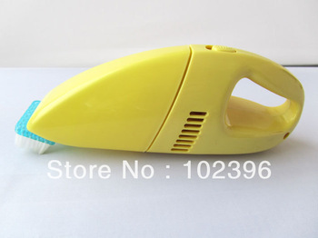 Wholesale - 2pcs/lot  2013  Best Design Mini Dust Collector Travel Mini Cleaner,  Keyboard  Cleaner Machine Office Gifts