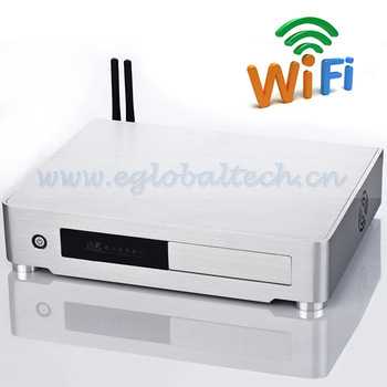 Wifi Thin Client with HDMI 1080P Movies Intel D2550 4G DDR3 32G SSD Digital Computer Embedded Linux Server Industrial PC