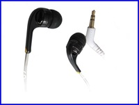 Cheapest promotion nice earphone without logo for MP3