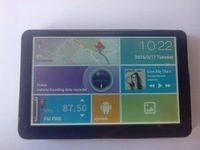 Hot selling! 5 inch Car GPS navigation Android 4.0 cortex-A8 HD 800x480 WiFi FM 1GHz 512M DDR3 AVIN Free maps
