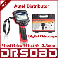Autel Maxivideo MV400 Digital Videoscope with 5.5mm diameter imager head  inspection camera MV 400 Multipurpose Videoscope