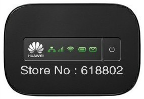 Unlocked HUAWEI E5151 3G Wireless Router Supports 10 WiFi Devices,Also Support Ethernet By WLAN/LAN Port,Download Speed 100M