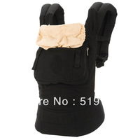 Free shipping Original Baby Carrier - Black/Camel,Baby Sling Harness Carrier,multipurpose baby walker,baby stroller