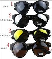 Free shipping !The male and female fashion tide detonation sun glasses  z-311