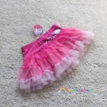 Hellokity children's child clothing female child princess dress layered dress puff skirt yarn skirt 110 - 160