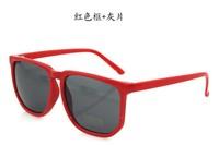 Free shipping !  Big frame glasses non-mainstream sunglasses reflective sunglasses  z-312