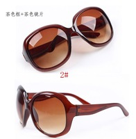 Free shipping ! Restore ancient ways the female is big box sun glasses sunglasses trend uv protection  Z-322