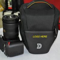 Camera Case Bag for Nikon D7000 D5100 D5000 D60 D3100 D3200 D3000 D90 D40 SLR DSLR Shoulder Carry Bag/Holster