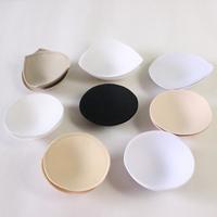 4pcs x Thin sponge pad high quality underwear pad insert yoga pad bra cup sponge pad