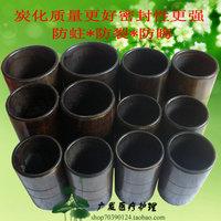 Quality bamboo pot bamboo cupping kit  tube 12pcs/set