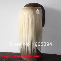 new product remy flip in hair weft extension,100% human remy hair easy to install