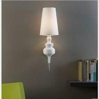 Free shipping! Josephine Design Mini Guardian wall light,Fashion Fabric Lampshade WL041