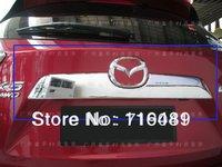2012-2013 Mazda CX-5 ABS Chrome Rear Trunk Lid Cover Trim