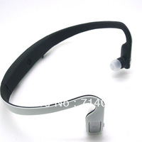 Universal Wireless Bluetooth Stereo Headset w. Mic For iPHONE 4 4S iPOD Touch iPads