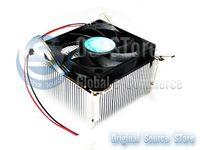 CPU Fan heatsink cooler cooling Intel socket 478 aluminum pentium 4 celeron D up 3.0 ghz