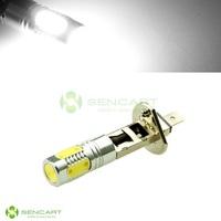 H1 7.5W Super Bright White 6000K DC 12V 24V LED Bulb Car Fog Light Daytime running Lamp
