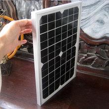 12v solar battery charger promotion
