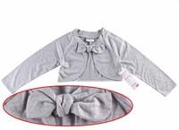 Pleasemum spring and autumn child long-sleeve small cape short coat cardigan female child long-sleeve cape
