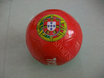 Free shipping  soccer ball/football, Standard NO :5 foot ball